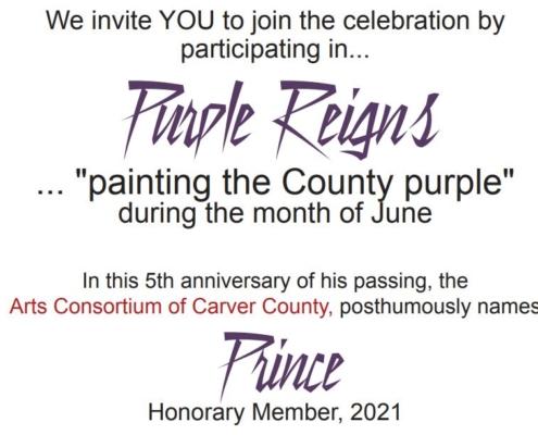 Purple Reigns June 17